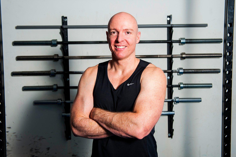 Personal Trainer Amsterdam - Ricardo Egido